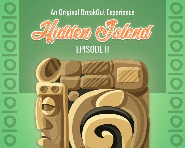 Hidden Island – Episode II escape room