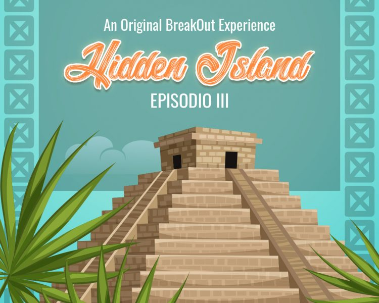 Hidden Island – Episodio III escape room